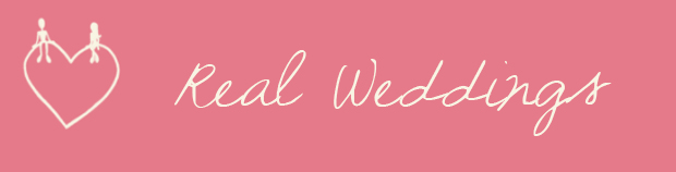 Real wedding web snippets by Pocketful of Dreams Blog