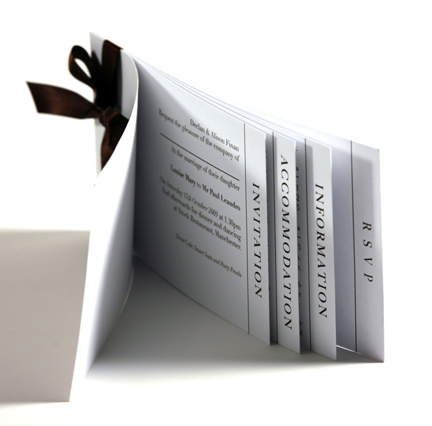 Wedding Invitation Book Style: Weiwei's Blog: Rubt Wedding Anniversary Card This Is