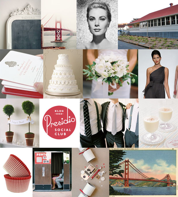 inspiration-board-final, snippet and ink, real wedding