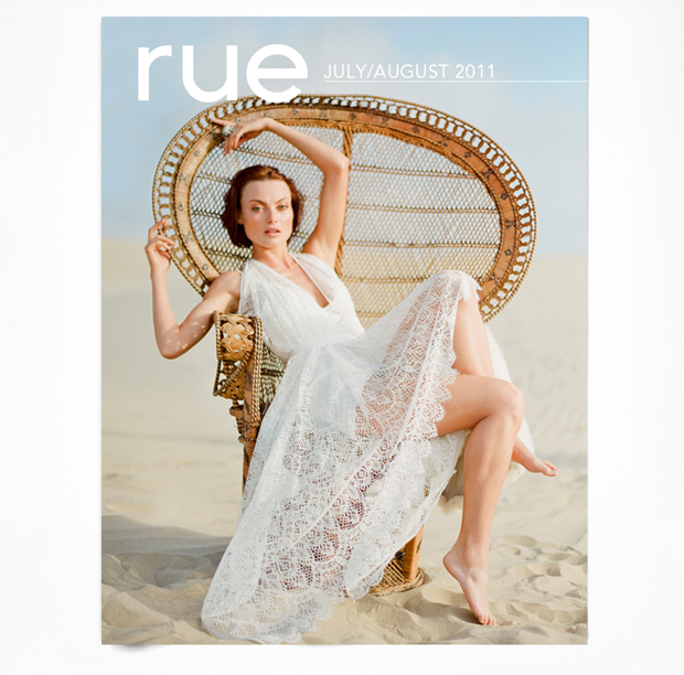 Rue magazine, issue 6, summer issue, online magazine, lifestyle, design, interiors, style, weddings