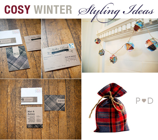 Winter Wedding, Inspiration Board, Mood Board, Bridal Inspiration, Plaid, Wool, Winter Woollies, Winter Inspiration, Wedding Styling Ideas, Pocketful of Dreams, Wedding Planner North West (1)