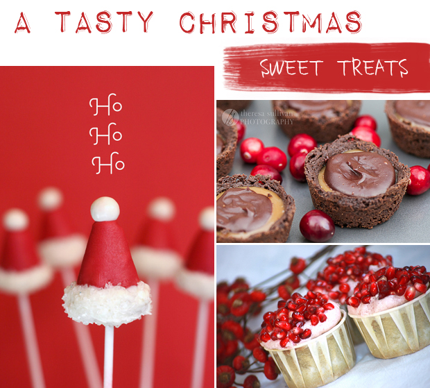 Christmas sweets for gifts