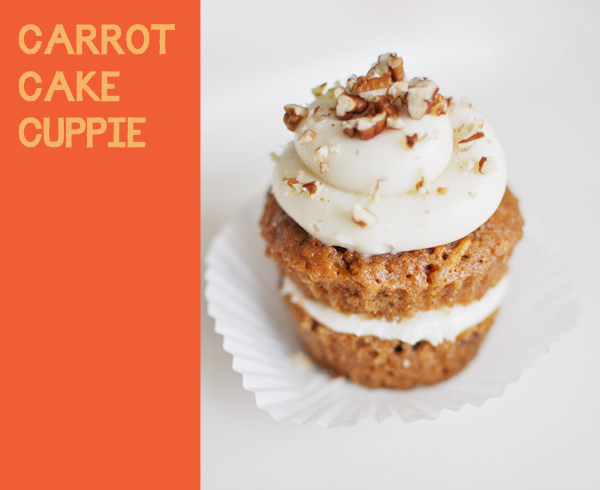 Carrot Cake Cupcakes Wedding food Nibbles Treats recipes Canape Ideas