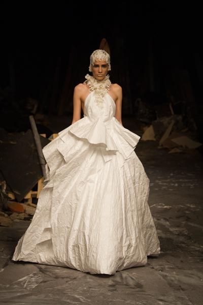 David Fielden 2012 Bridal Collection Bridal Designs Cutting Edge Bridal