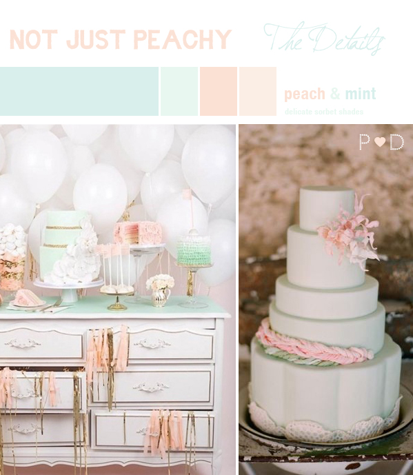 Peach and mint, Ice-Cram Shades, Sorbet Shades, Pastel Shades, Bridal Inspiration Boards, Mood boards, Pastel Wedding, Peach Wedding, Mint Wedding, Bouquet, Flowers, Cake, Wedding Styling, Wedding Planner North West (2)