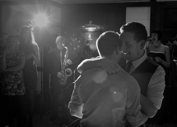 Civil partnership, two grooms, Alex Knight, Holdsworth House Hotel, Yorkshire wedding, gay wedding, country theme, vintage theme, wedding inspiration (26)