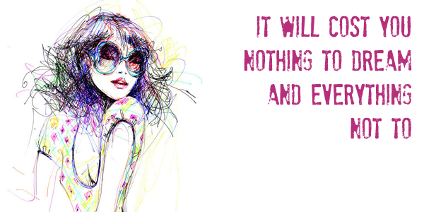 Inspiring quotes, graphic illustrations (4)