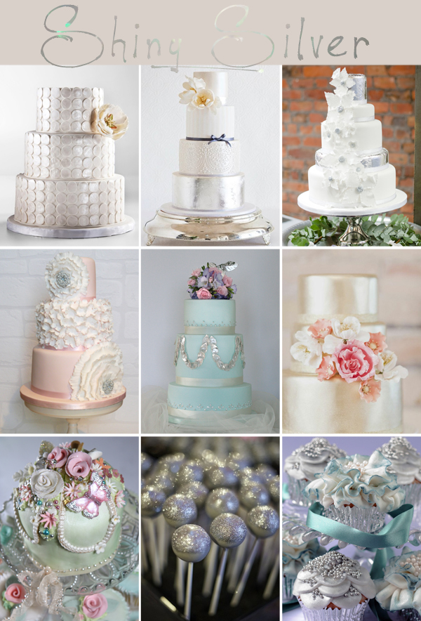 Wedding Trend, Wedding Trend 2012, Metallic Cakes, Metallic Wedding Cakes, Wedding Cakes, Wedding Cake Design, Wedding Styling, Event Design, Trends, Inspiration (3)