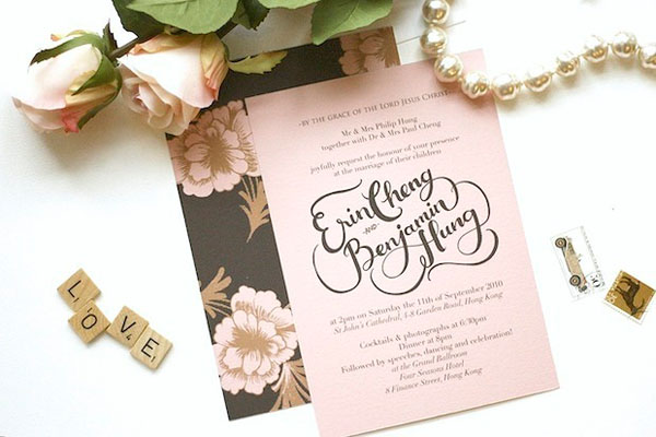 wedding stationery, stationery, hand illustrated stationery, early bird offer, stationery offer, BerinMade stationery (1)