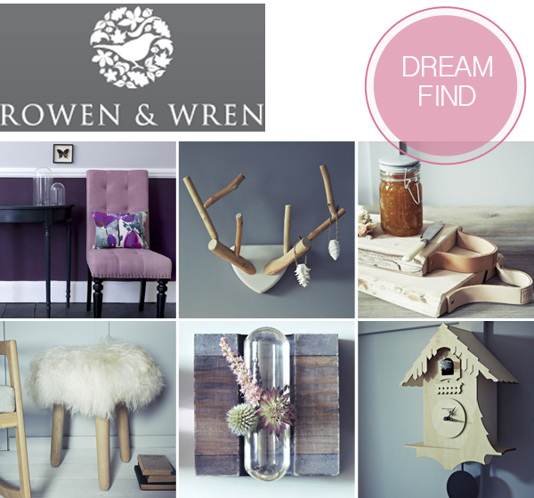 Dream find, dream find decor, Rowen and Wren, homewares, accessories, interior design, home decor, home styling, Rowen and Wren Autumn/Winter collection