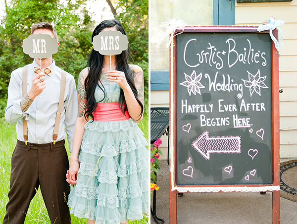 wedding, wedding photography, wedding inspiration, quirky wedding, eclectic styling, backyard wedding, hand fasting ceremony, One OAK Photography (7)