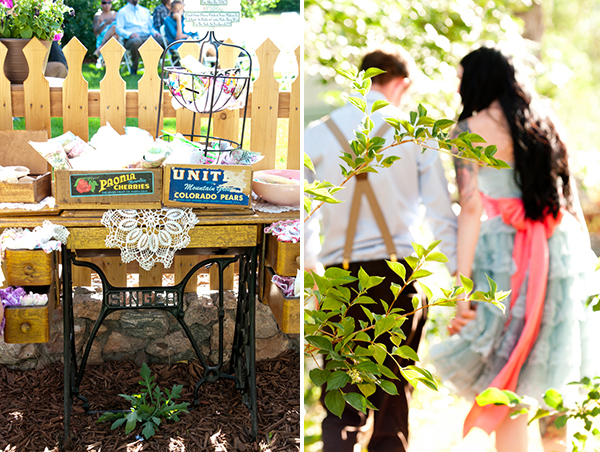 wedding, wedding photography, wedding inspiration, quirky wedding, eclectic styling, backyard wedding, hand fasting ceremony, One OAK Photography (2)