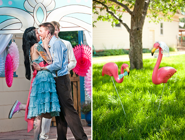wedding, wedding photography, wedding inspiration, quirky wedding, eclectic styling, backyard wedding, hand fasting ceremony, One OAK Photography (3)