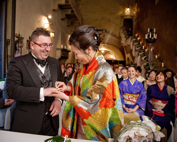 wedding, wedding photography, wedding inspiration, Italian wedding, Tuscany wedding, multi-cultural wedding, Italian and Japanese wedding, Japanese wedding traditions, Rosapaola Lucibelli, colourful wedding (17)