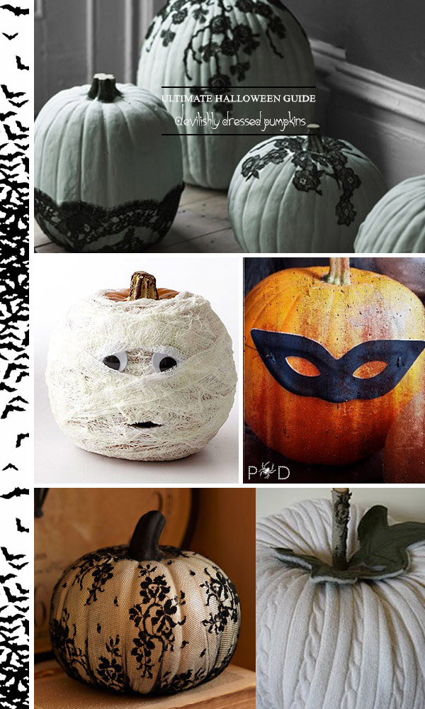 homespun with love creative pumpkin ideas. Black Bedroom Furniture Sets. Home Design Ideas