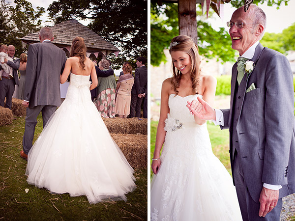 wedding photography, real wedding, barn wedding, outdoor wedding, Cornwall wedding, rustic wedding, vintage wedding, pastel wedding, Lucy Shergold Photography (3)