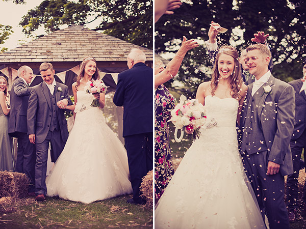 wedding photography, real wedding, barn wedding, outdoor wedding, Cornwall wedding, rustic wedding, vintage wedding, pastel wedding, Lucy Shergold Photography (1)