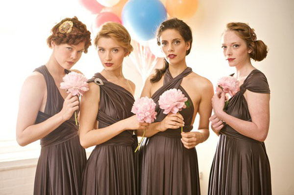 bridesmaids, bridesmaid dresses, twobirds Bridesmaid, individual bridesmaid dresses, jewel tone dresses, Michelle Hailey, inspiring women, bridal fashion, bridesmaid fashion, innovative bridesmaid dresses, mismatched bridesmaids, wedding fashion trends (6)