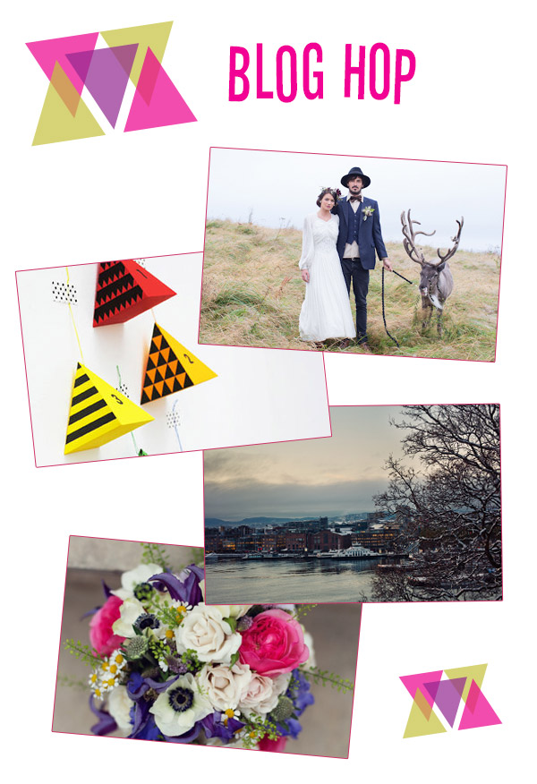 blog hop, blogs to read, blogs for women, inspiring blogs, reindeer shoot, Norway, advent calendar, wedding, art project
