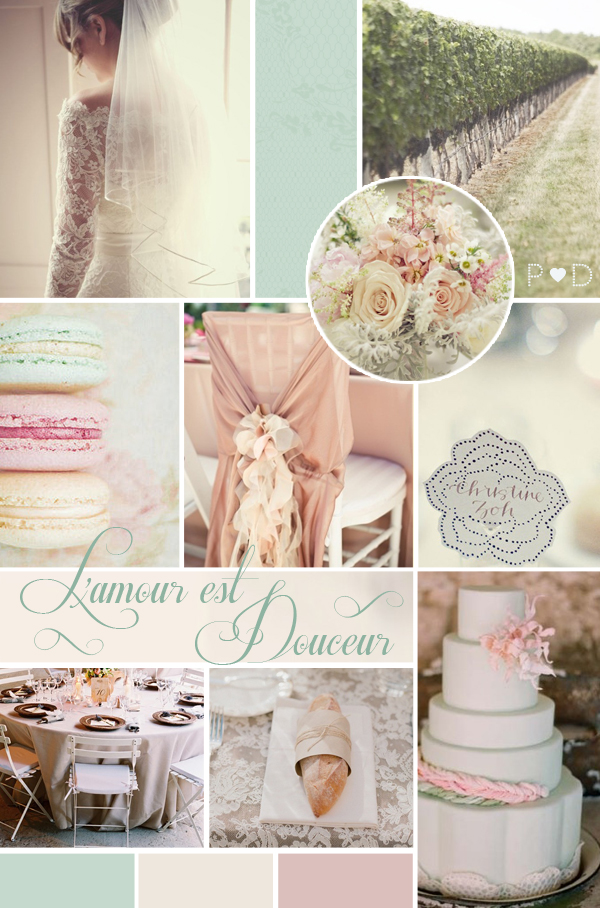 French-Vineyard,  soft colours, dusky pink, sage green, macaron, ruffles, lace, texture, Bridal Inspiration Board, colour inspiration, Event Design, Event Planning and Design, Event Styling, Inspiration Board, mood board, PArty Mood Board, Pocketful of Dreams, wedding ideas, Wedding Inspiration, wedding mood board, Wedding Styling, Pocketful of dreams