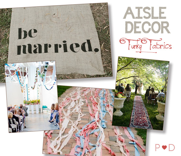 fabric, rugs, runners, aisle, aisle decor, aisle decoration, aisle styling, ceremony decor, style the aisle (1)