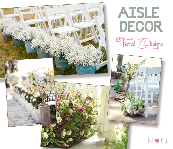 wedding trend, wedding styling, wedding decor, wedding ideas, wedding inspiration, floral design, wedding flowers, aisle decor, aisle styling, ceremony styling, style the aisle, natural aisle decor, petal aisle decor (3)