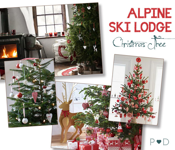 christmas, noel, festive, yuletide, christmas tree, alpine, scandi, white christmas, rustic christmas, rough luxe, fairy lights, garlands, baubles, christmas decorations (3)
