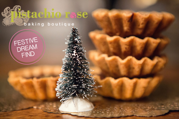 dream find, festive, christmas, festive dream find, seasonal food, christmas party food, Indian-inspired cakes, dark chocolate tarts, festive shoot, Pistachio Rose (1)