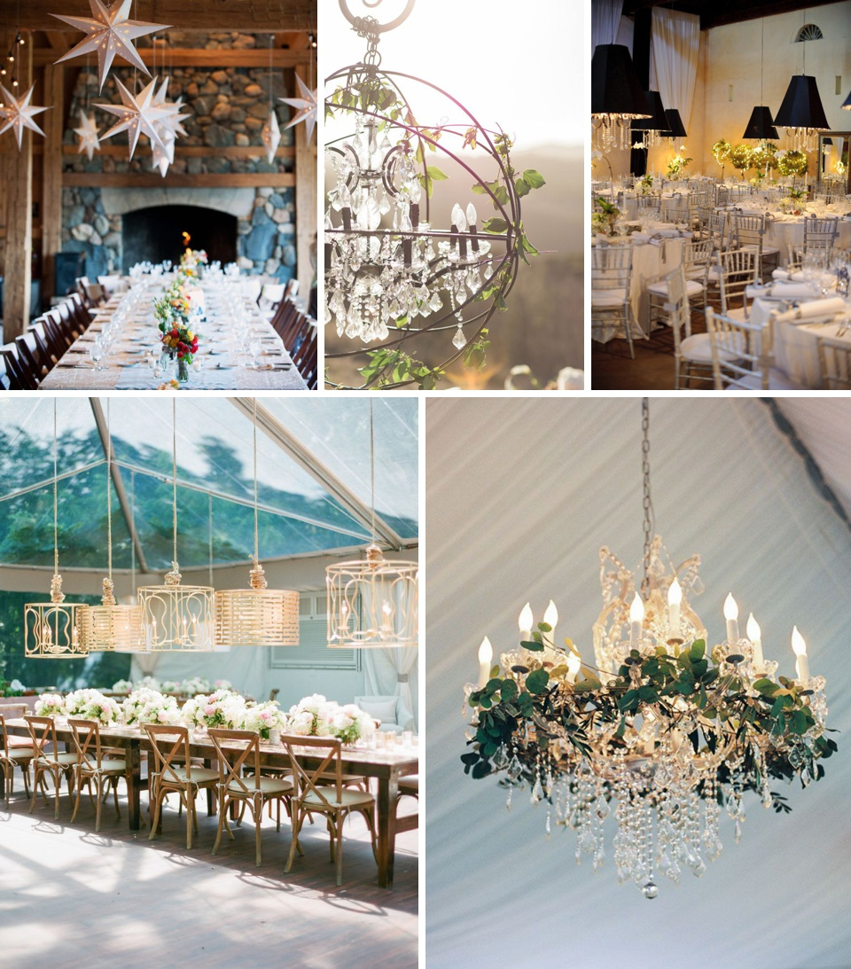 Story 2017 Wedding Trend Predictions: Wedding Decor Trends